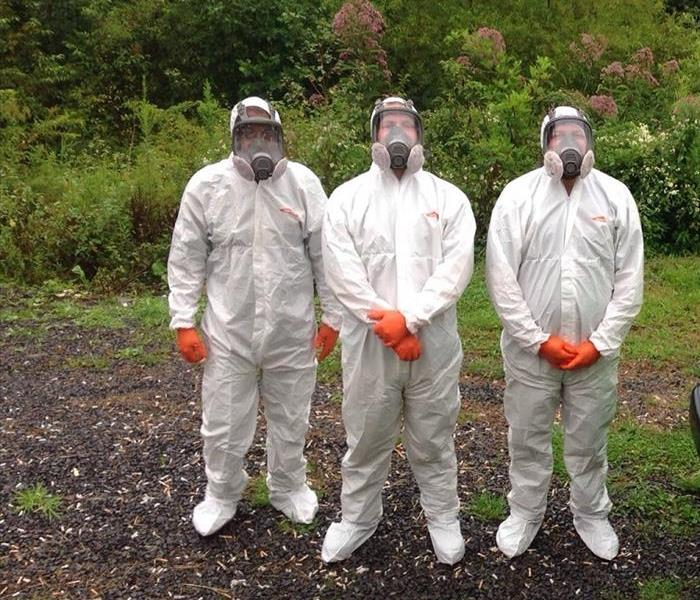 Mold Remediation Personal Protective Equipment (PPE)
