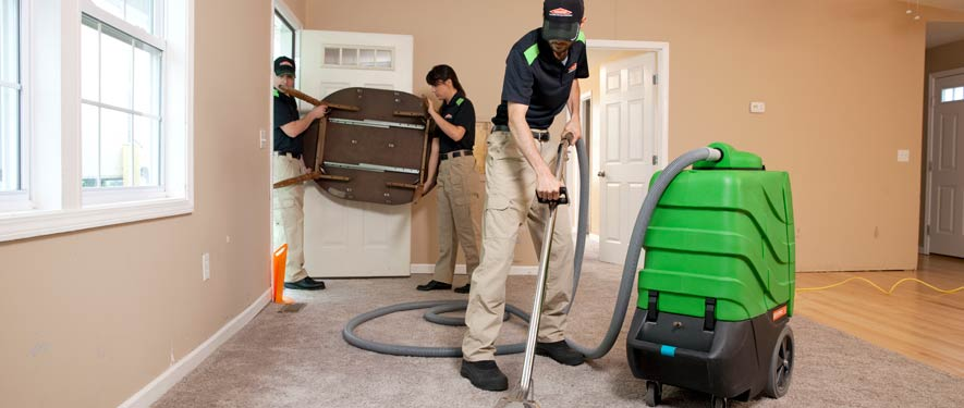 Beckley, WV residential restoration cleaning